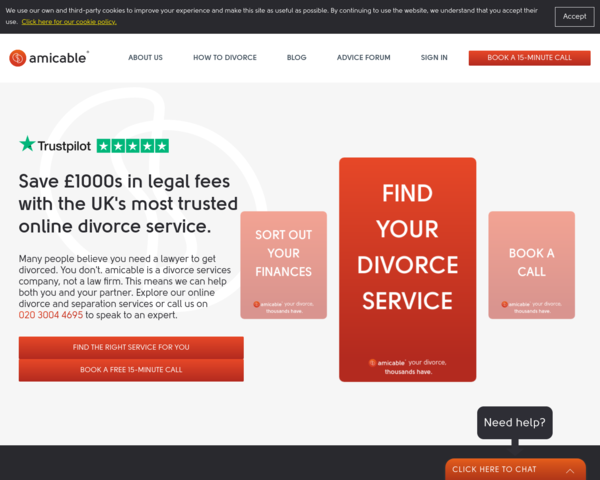 http://amicable.io