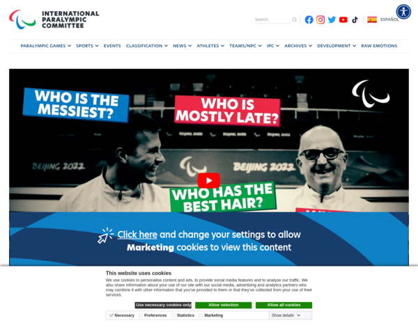 http://www.paralympic.org