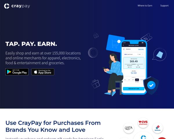 http://www.craypay.com
