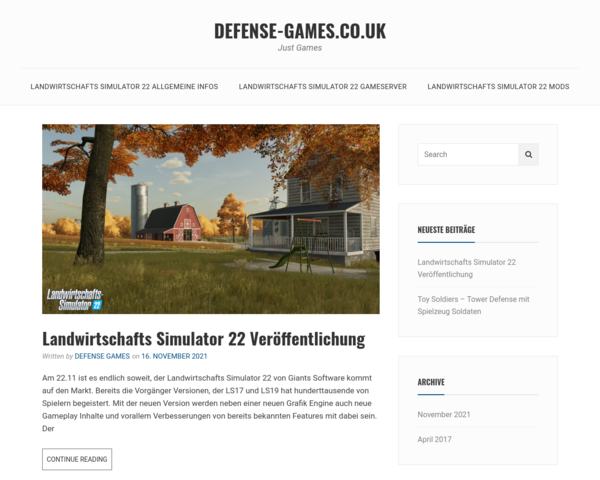 http://defense-games.co.uk