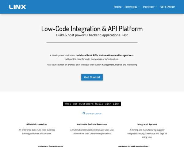 http://www.linx.software