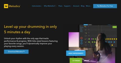 Melodics Drums