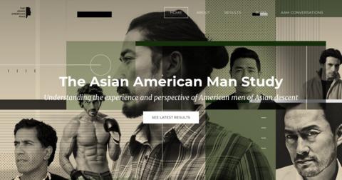 The Asian American Man Study 2016