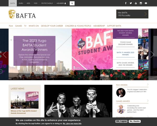 http://www.bafta.org