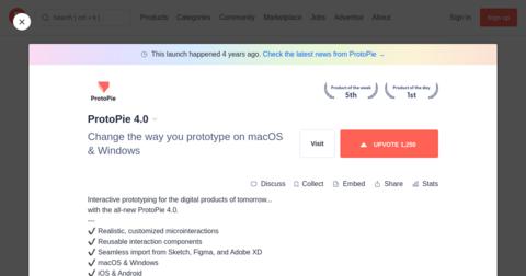 ProtoPie 4.0