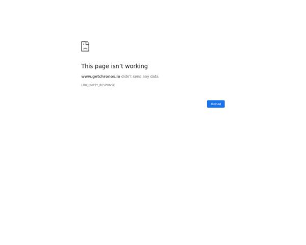 http://www.getchronos.io