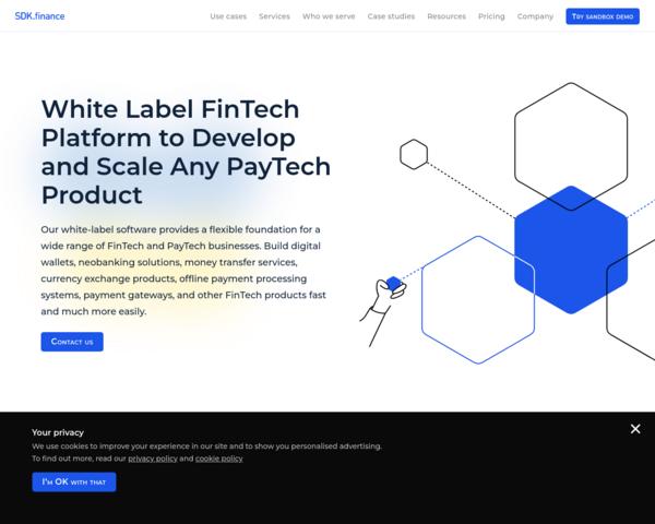 http://sdk.finance/