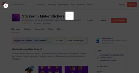Sticker Studio