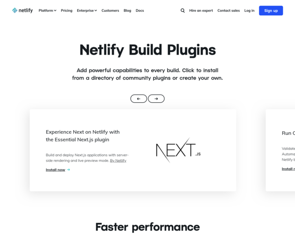 https://www.netlify.com/products/build/plugins/