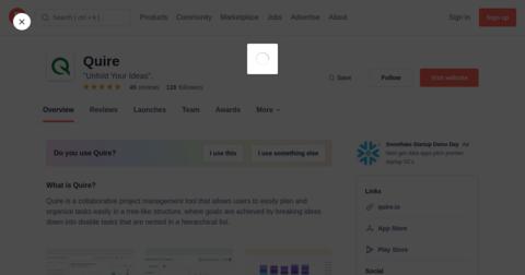Quire Mobile 3.0