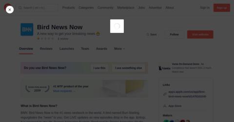 Bird News Now