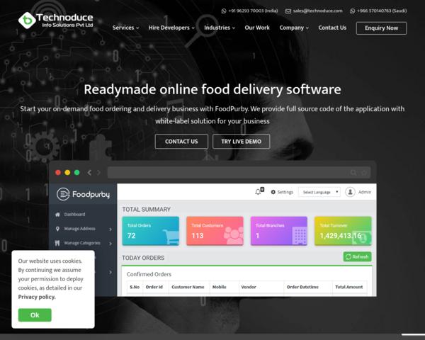 https://www.technoduce.com/restaurant-menu-ordering-application