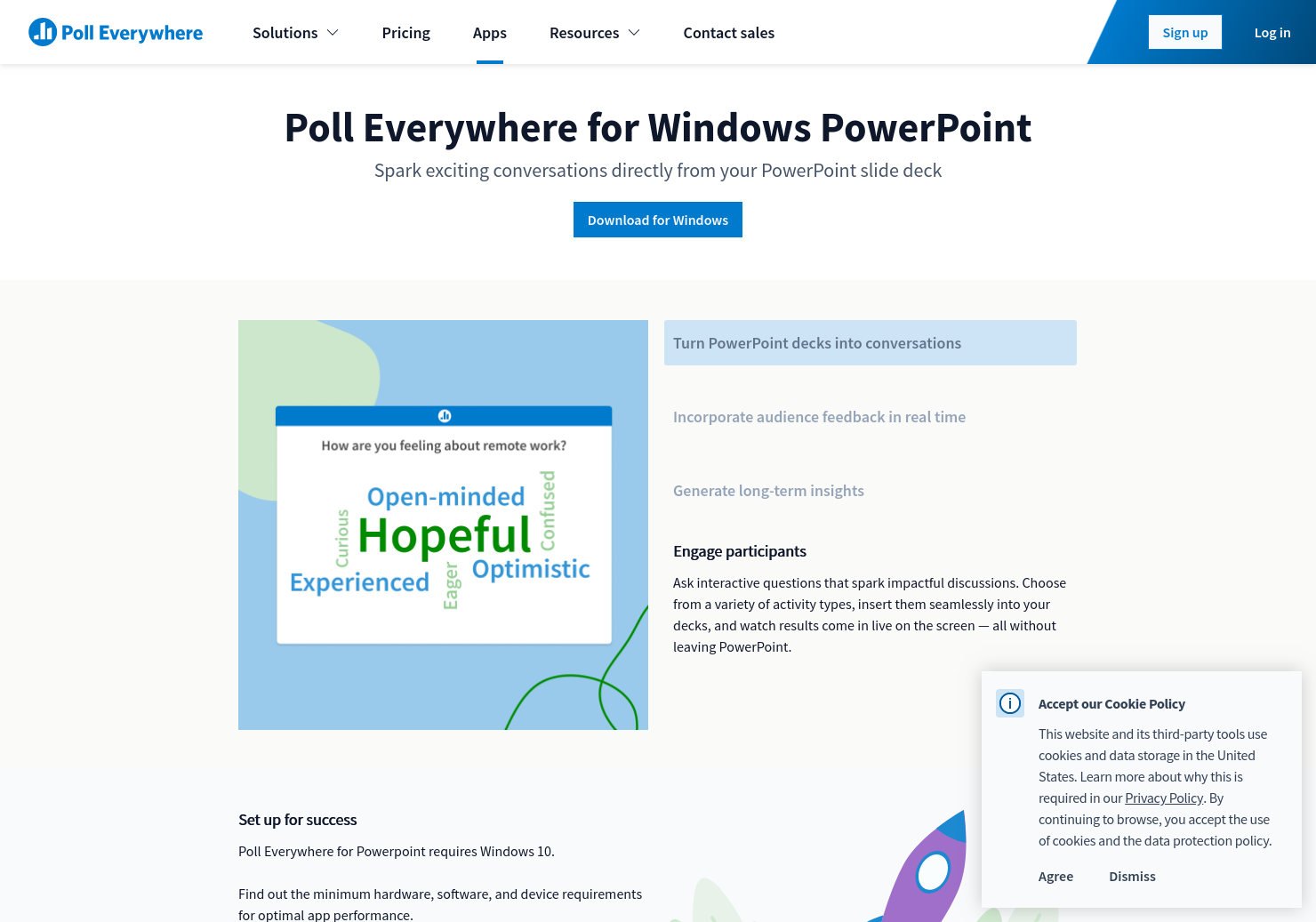 Poll Everywhere for PowerPoint | Poll Everywhere