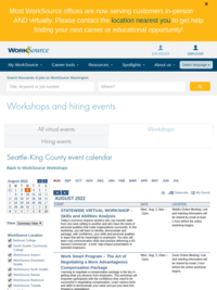 Applications, Resumes and Correspondence | WorkSourceWA