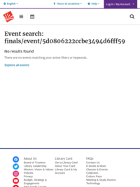 Teen After Hours: Finals Study Session