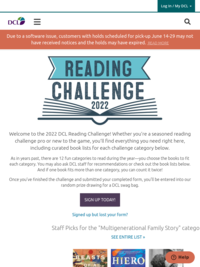 2018 Reading Challenge | Douglas County Libraries