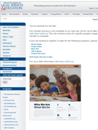 Arizona Foundation for Legal Services and Education