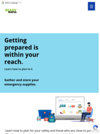 Ready Marin: Plan and Prepare