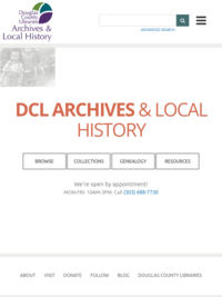 DCL Archives and Local History
