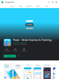 Peak – Brain Games and Training - Apps on Google Play