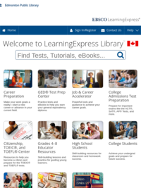 EPL Great Stuff Recommends: Exam Preparation Guides | Edmonton