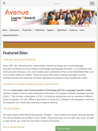 Featured Sites – LearnIT2Teach