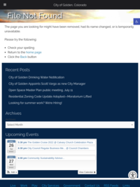 Olde Golden Christmas Holiday Story Stroll  |  City of Golden, Colorado