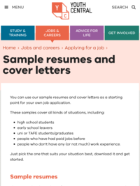 teens get a job richmond public library bibliocommons