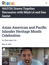 PBS Books: Asian American and Pacific Islander Heritage Month Celebration
