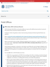 Field Offices | USCIS