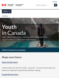 Services for Youth: Paying for School