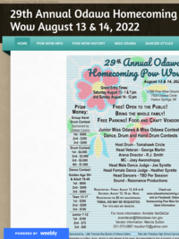 Odawa Homecoming Pow Wow