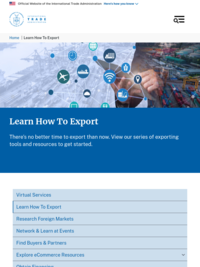 Export Education