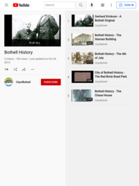 Bothell History Resources | King County Library System