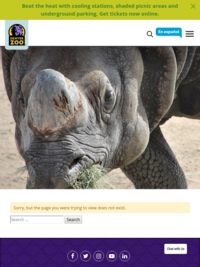 Zoo Lights at the Denver Zoo