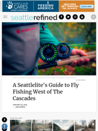 A Seattlelite's Guide to Fly Fishing West of The Cascades | Seattle Refined