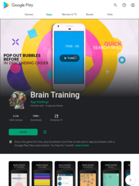 Brain Training - Apps on Google Play