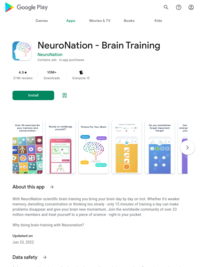 NeuroNation - Brain Training and Brain Games - Apps on Google Play