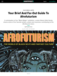 Your Brief And Far-Out Guide To Afrofuturism