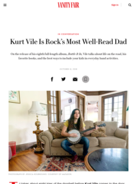 Kurt Vile - Bottle it in Interview
