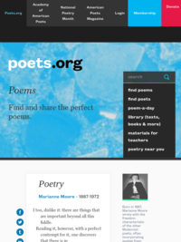 Poetry by Marianne Moore - Poems | Academy of American Poets