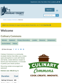 Culinary Commons