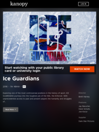 Ice Guardians | Kanopy