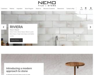 Screenshot of http://www.nemotile.com/