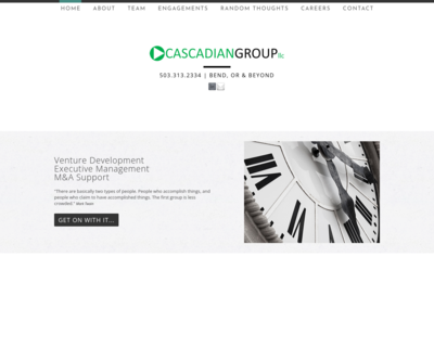 Screenshot of http://cascadiangroup.weebly.com/