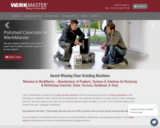 Screenshot of http://www.werkmaster.com/