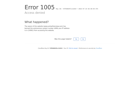 York Williams LLP