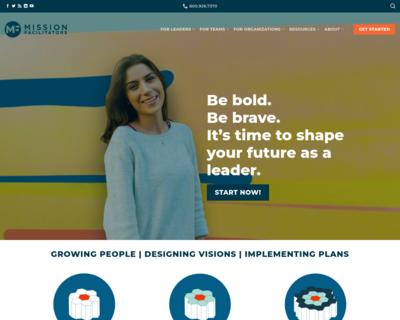 Screenshot of http://www.mfileadership.com/
