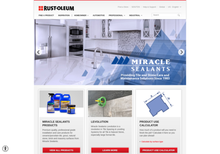 Miracle Sealants Company