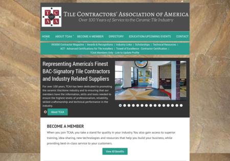 Tile Contractors Association of America
